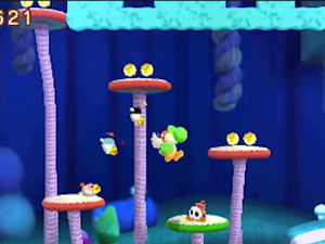 [TEST] Poochy & Yoshi's Woolly World / 3DS