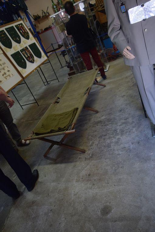 VISITE du MUSEE ROBERT-MULLER de VILLERS LA MONTAGNE -
