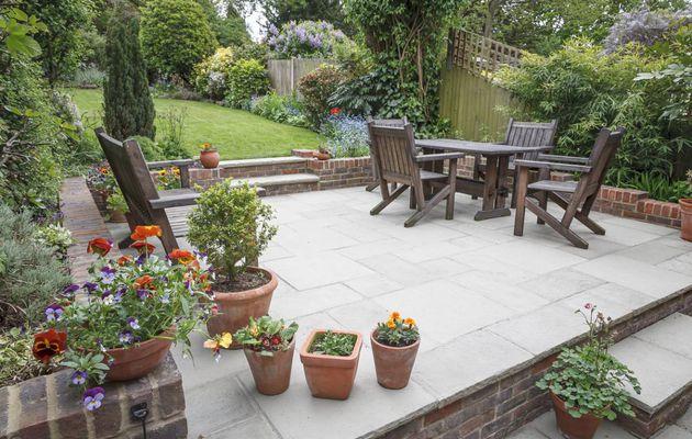 Créez une terrasse extérieure
