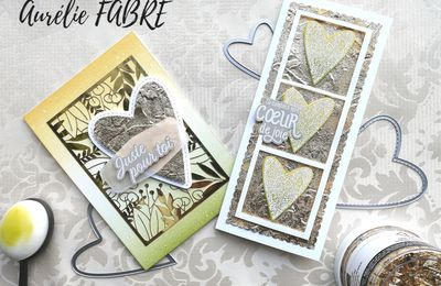 Stampin'INKspiration : Love in this air !