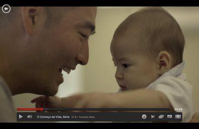 O começo da vida, série documentaire sur l'importance des premières années de la vie !