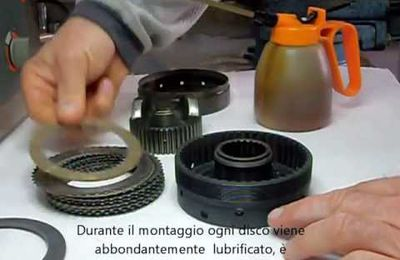 Frizione Rotax 912/914