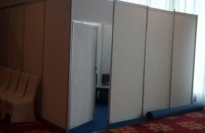 Sewa Fitting Room, Booth R8