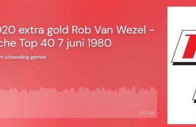 07 juin 1980: Top 40