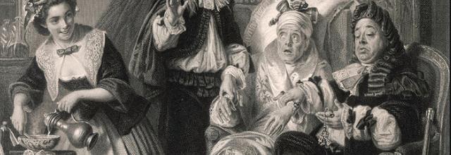 """Les différents types de comique dans """"Le Malade imaginaire"""" (Molière)"""