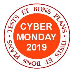 Cyber Monday 2019 : les top promotions et bons plans !