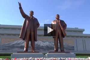 北朝鮮にヨーロッパ観光客? Corée du Nord dans L'effet Papillon