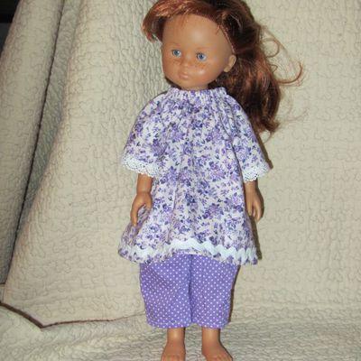 Vêtements de poupée pour Marie et Claire, du magazine Marie-Claire Idées !