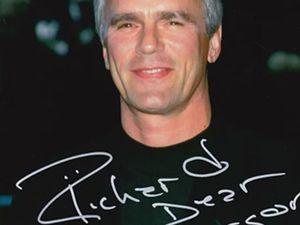 Autographes de Richard Dean Anderson