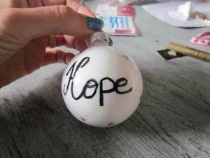 Une idée créative de ma petite chérie ;)