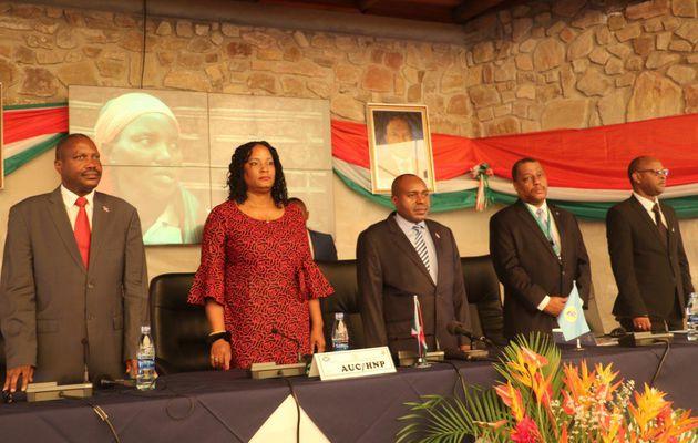Le Burundi abrite la 10ème réunion du groupe de travail africain sur l'alimentation