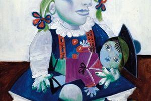 Puzzle Picasso Maya à la poupée