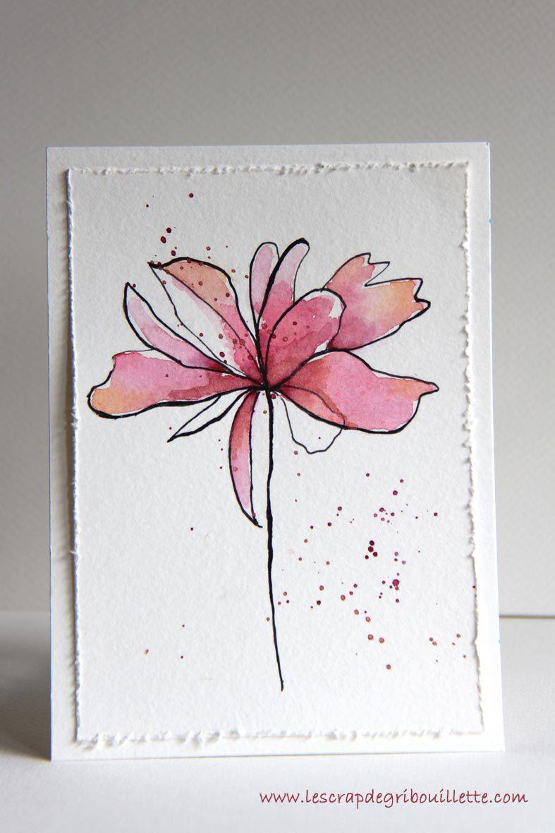 Cartes_Fleurs en toute légèreté