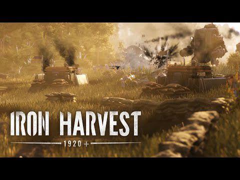 [ACTUALITE] Iron Harvest 1920+ - La beta ouverte annoncée