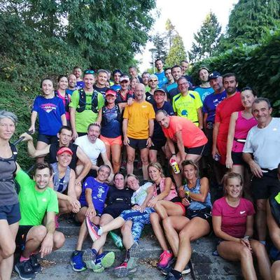 Groupe Trail Running EALC