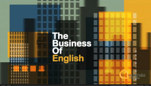 The Business of English - Episode Two: Why don't you join us?