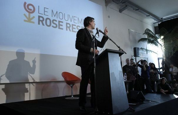 Rose Réséda, c'est bien parti!