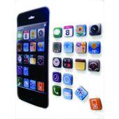 Concours : 18 magnets iPhone (9,90€) à gagner pour votre frigo
