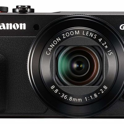 CANON POWERSHOT G7 X MARKII: A COMPACT CAMERA WITH A DSLR HEART