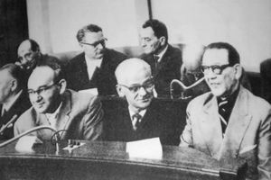 Nazi War Crimes Trials : The Sobibor Trial (September 1965 - December 1966)