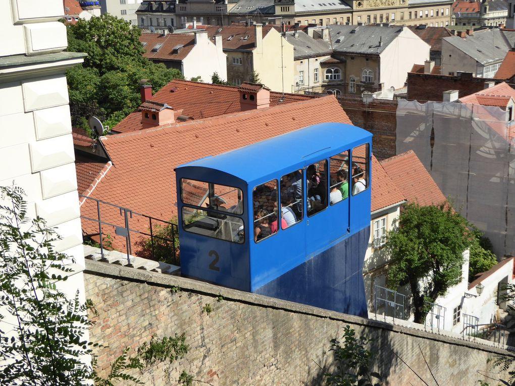 Zagreb - Croatie été 2015 - 2/2.