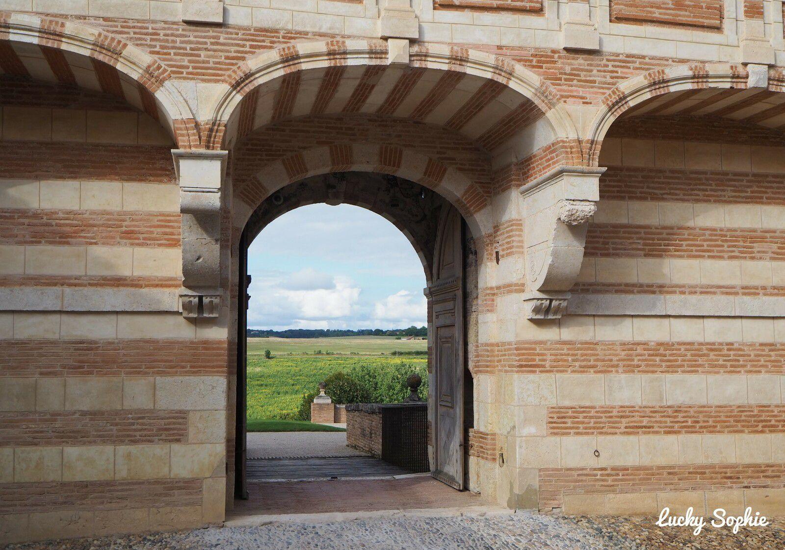 Au Château de Laréole en Haute-Garonne