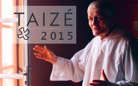Message du Pape François pour les 75 ans de Taizé