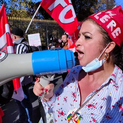19 octobre : des milliers d'AESH en manifestation à Paris pour un vrai salaire, un vrai statut et l'abandon des PIAL !