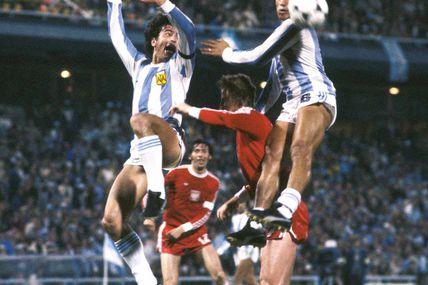Coupe du Monde 1978 en Argentine, Groupe B: Argentine - Pologne