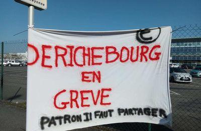 Derichebourg, 163 salariés refusent une baisse de salaires, ils vont être licenciés !
