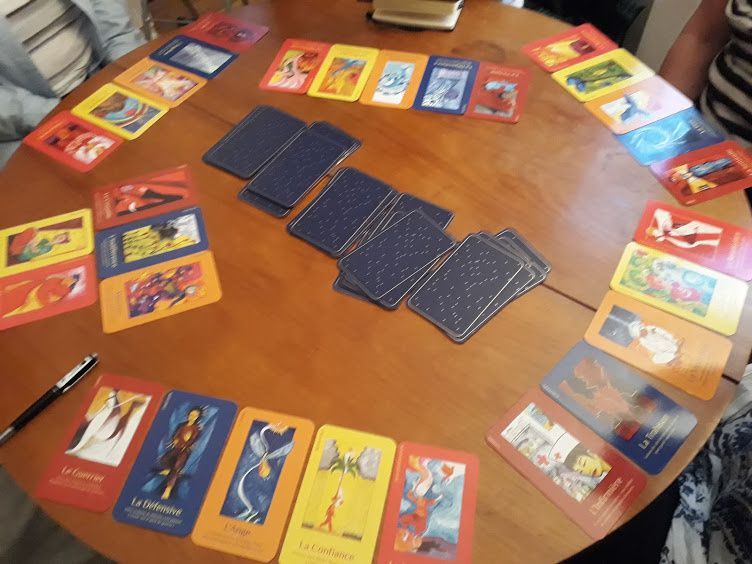 Ateliers cartes - DIAPORAMA PHOTOS