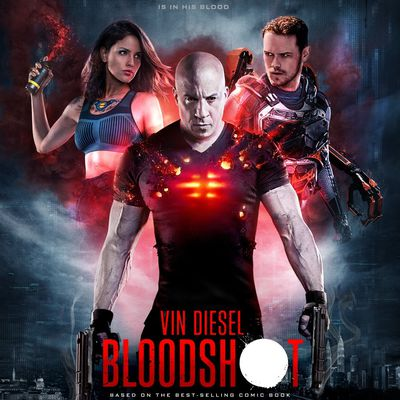 BLOODSHOT - la critique