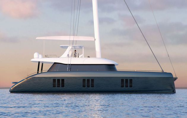 Scoop - First visuals of the brand new Sunreef 70 by Sunreef Yachts