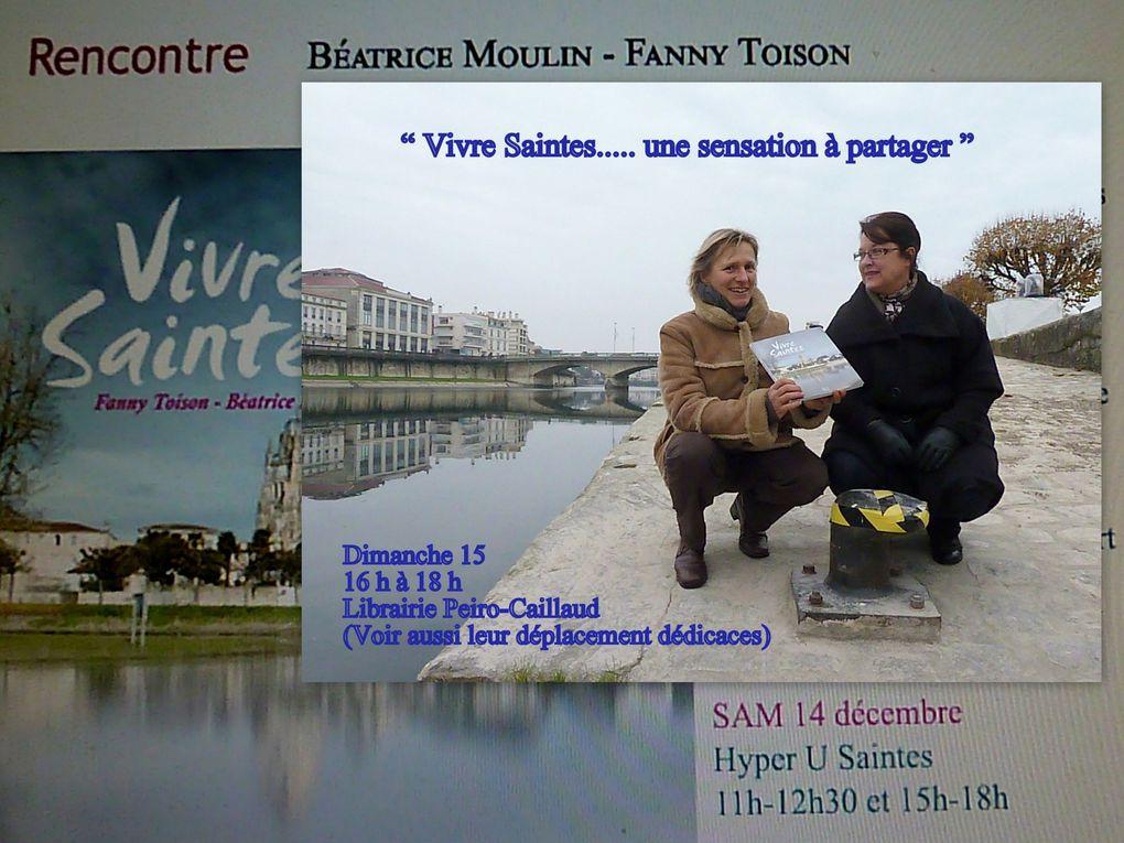 13 - Vivre Saintes / Selon Fanny Toison & Béatrice Moulin - Fukushima & Kenechi Watanabe à St Jean d'Angély - Balade et clichés - Saintes informations municipales