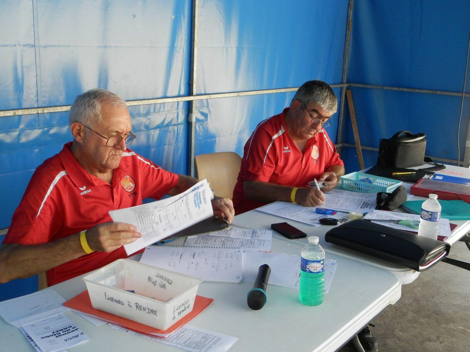 CRC JEUNES OCCITANIE : Les résultats et les qualifiés