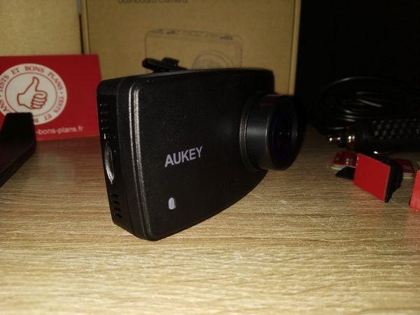 Découverte de la DashCam Full HD grand angle Aukey DRA1 @ Tests et Bons Plans