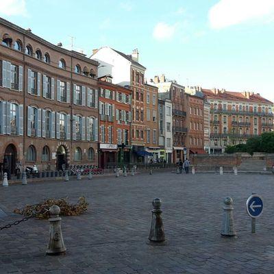 Quelques heures à Toulouse!!!