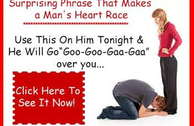 Obsession Phrases - What Leads A Man To Fall In Love?