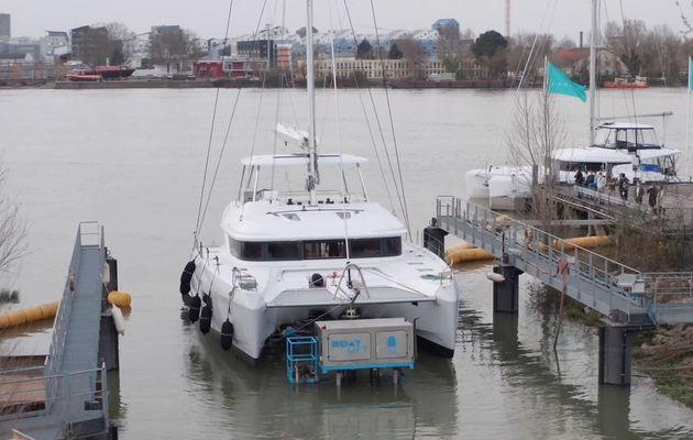 Scoop - le tout nouveau Lagoon 55 2021 mis à l'eau, première interview !