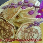 pancakes - Ma Cuisine Bleu Combava