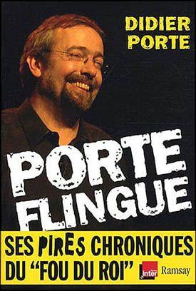 """""""Les pipoles à la Porte"""", par Didier Porte."""
