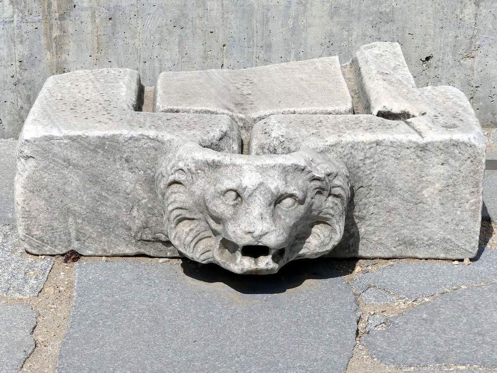 Turquie, première partie, Troia, Apollon, l'Asclépion