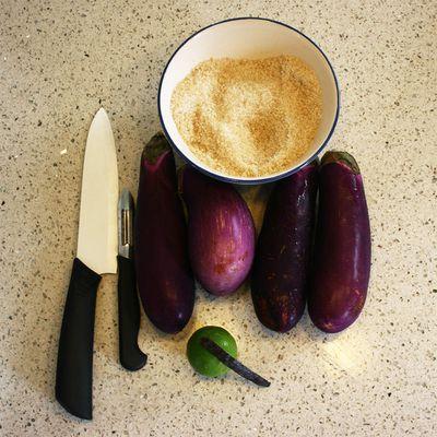 Confiture étonnante : à l'aubergine !