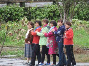 Tunxi et les villages d'Hongcun et Xidi