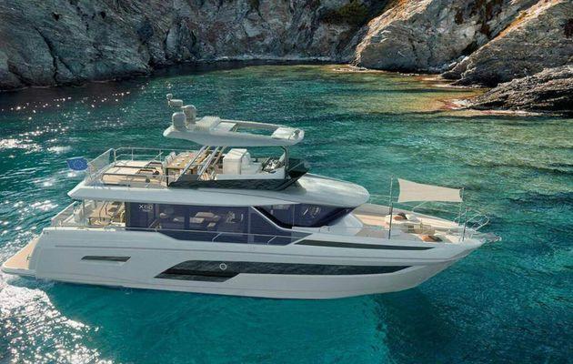 Моторные яхты - Prestige X60 расширяет модельный ряд Prestige Yachts