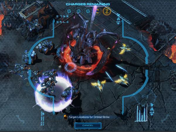 Stacraft II - Legacy of the Void se dévoile en images