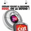 Vous voulez la réalité de la SNCF et les enjeux de la lutte: lisez la Vraie Info de la CGT cheminots !