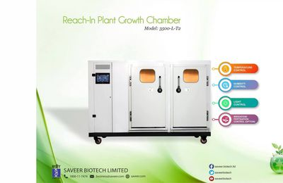 THE RISING SCOPE OF COMMERCIAL GREENHOUSE AND PLANT GROWTH CHAMBER