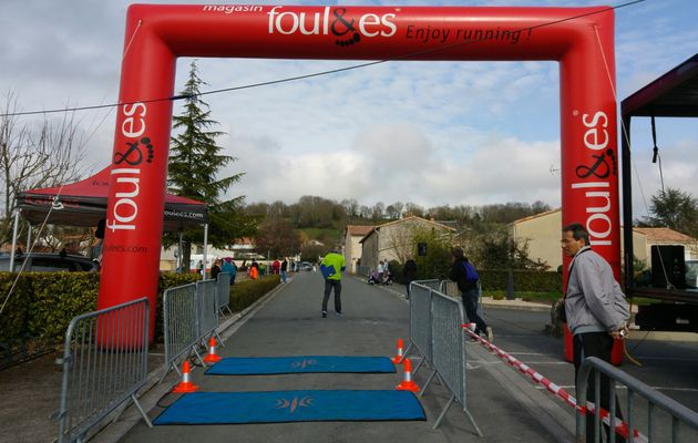 Résultats 5 et 10km de la Vallée des Sources 2016