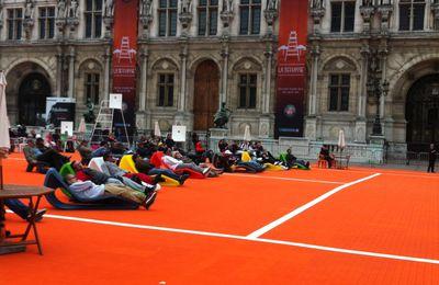 Roland Garros pour pas un rond!